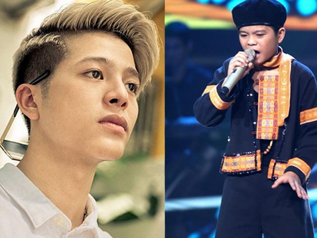 """Quang Anh """"The Voice Kids"""" thay đổi ngỡ ngàng sau phẫu thuật thẩm mỹ"""