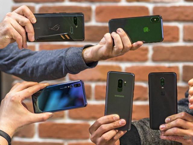 Doanh số smartphone quý 1 tiếp tục ảm đạm, iPhone suy yếu