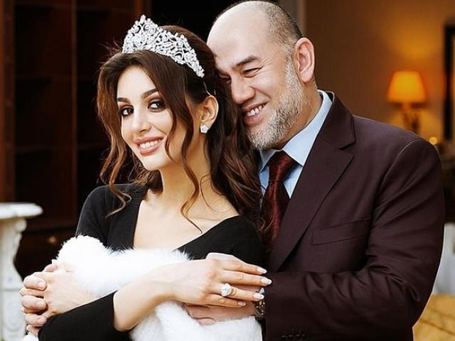 Người đẹp Nga từng cưới quốc vương Malaysia đã sinh con đầu lòng