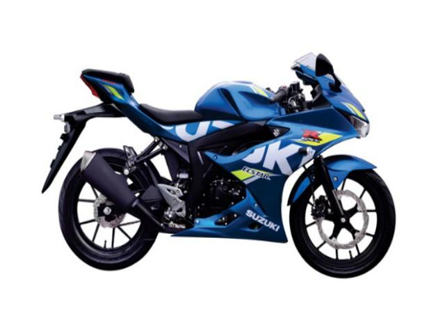 Bảng giá xe máy Suzuki tháng 6/2019: Ra tân binh, khuyến mãi hấp dẫn