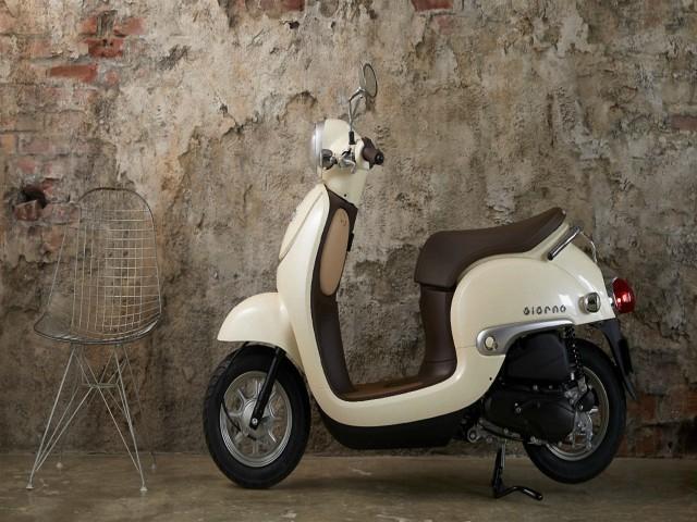 2019 Honda Metropolitan giá 58,5 triệu đồng so kè Vespa Primavera 50