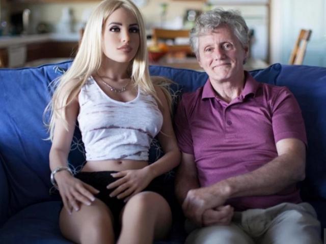 Công dụng bất ngờ của robot tình dục giống người thật?
