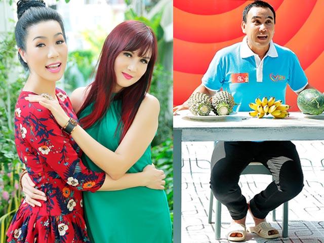 Lý do Trịnh Kim Chi, Hiền Mai xuất hiện tại vườn nhà triệu đô của MC Quyền Linh