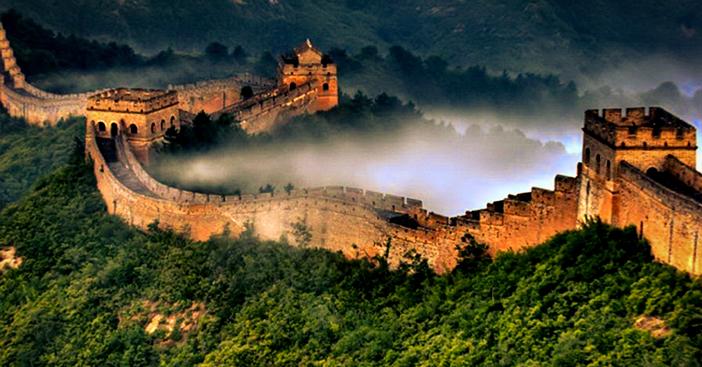 Bí mật về Vạn Lý Trường Thành - bức tường phòng thủ lớn nhất Trung ...