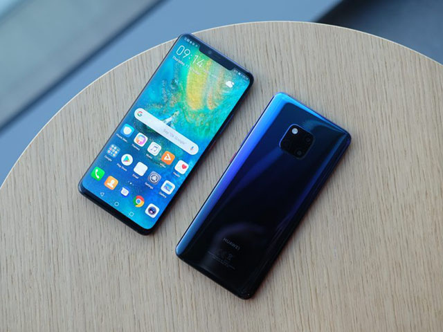 Huawei Mate 30 Pro đi kèm với màn hình 90Hz xuất hiện