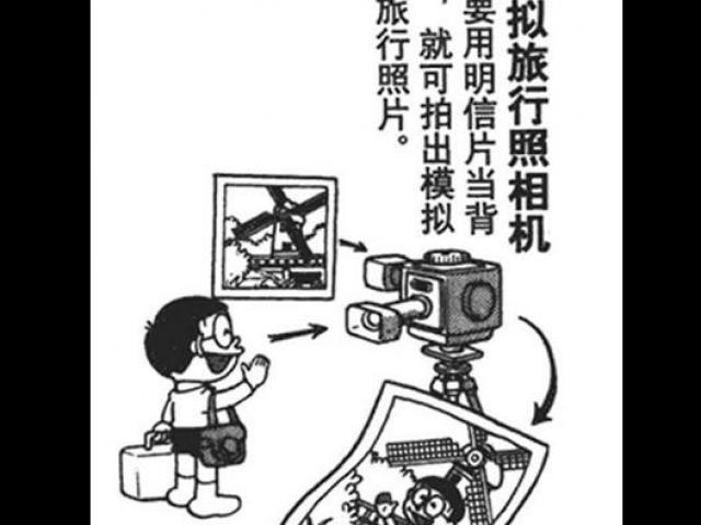 Những bảo bối của Doraemon nay thành sản phẩm có thật ngoài đời