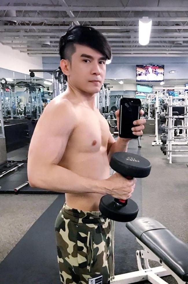 le roi va loat sao viet nghien gym