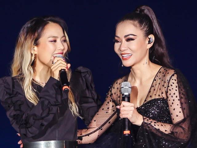 """Thu Minh """"chơi xấu"""" Diva Hàn Quốc để được tỏa sáng khi hát song ca?"""