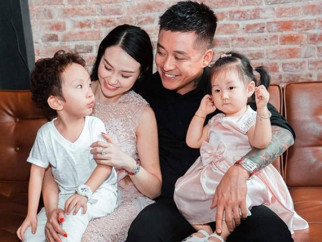 """Hương Baby: """"Tôi và anh Tuấn Hưng định chỉ sinh 2 con, bất ngờ lại có bé thứ 3"""""""