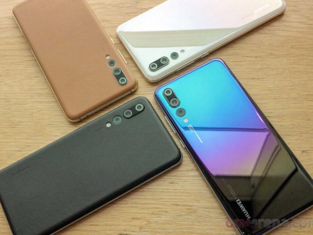Thêm nhiều điện thoại Huawei được liệt kê lên đời Android Q