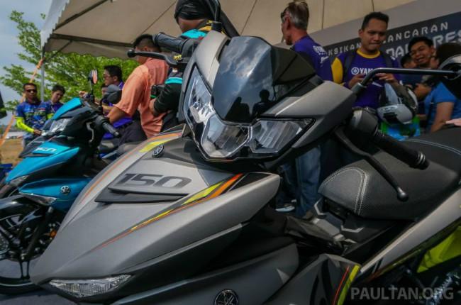 2019 yamaha exciter 150 gia 46 trieu dong thanh mau xe an khach nhat hinh anh 8