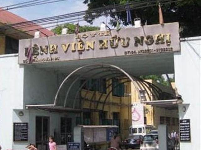 Ngoài BV Bạch Mai, Nội tiết T.Ư, Công ty Trường Sinh còn cung cấp suất ăn cho BV Hữu nghị