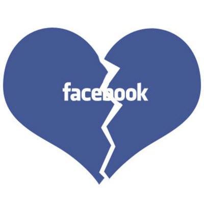 Facebook và chuyện chia tay trong tình yêu