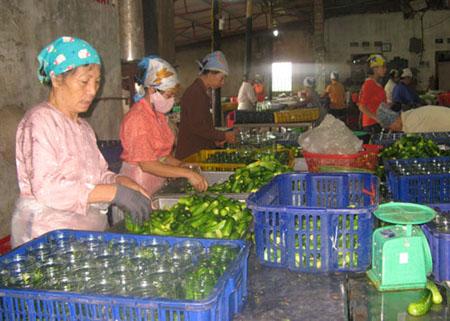 Còn ít nông dân Bắc Ninh tham gia bảo hiểm y tế (ảnh minh họa).
