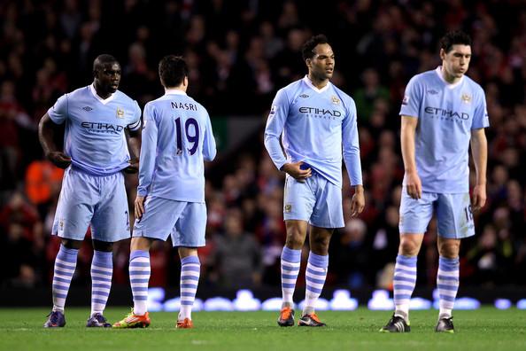 Richards, Lescott và Barry – hàng giá rẻ chất lượng cao của Man City