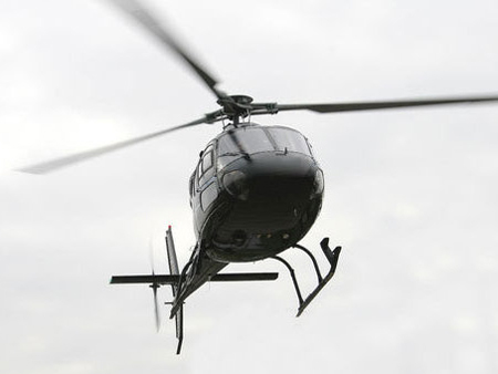 Ảnh minh họa: Máy bay trực thăng