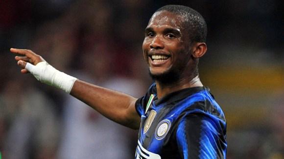 """""""Báo đen"""" Eto'o có thể gia nhập AC Milan trong những ngày tới"""