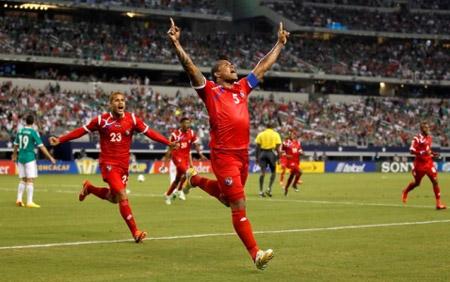 Panama gây bất ngờ lớn tại Gold Cup 2013.