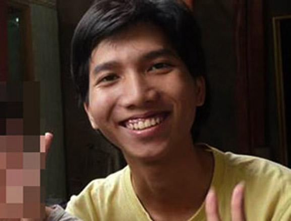 Sinh viên Phạm Ngọc Ánh (Ảnh FB)