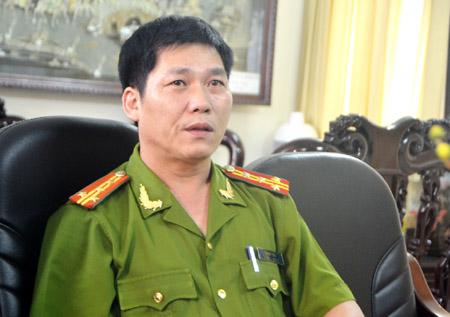 Nguyên nhân vụ cháy do chập điện được đại tá Lê Duy Tấn, Trưởng Công an TP Hạ Long nhận định.