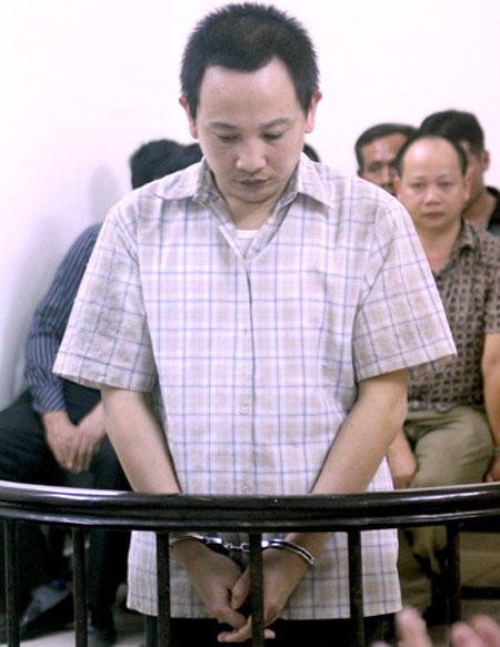 Trần Văn Lâm tại phiên tòa