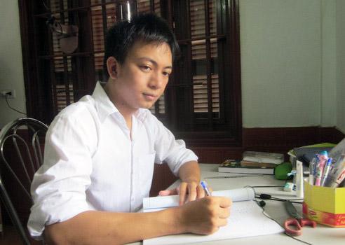 Thủ khoa trường ĐH Bách Khoa Hà Nội - Nguyễn Thành Trung