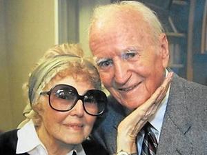Cụ ông Helen Brown và cụ bà Les Brown. (Nguồn: resources0.news.com.au)