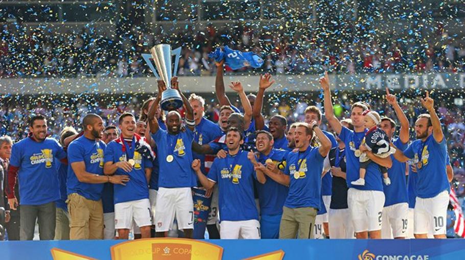 Mỹ vô địch Gold Cup 2013 đầy thuyết phục với 6 trận toàn thắng.