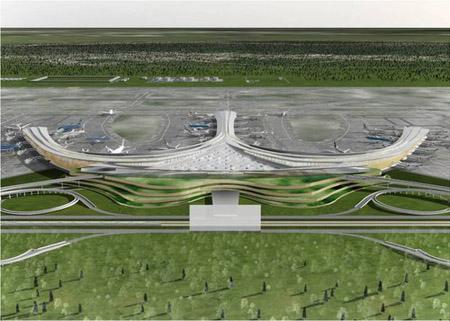 Quy hoạch Dự án Cảng hàng không quốc tế Long Thành.