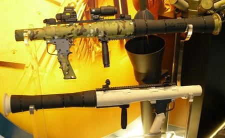 Súng phóng lựu Mk-777 loại mới của Airtronic cũng sản xuất theo mẫu RPG-7.