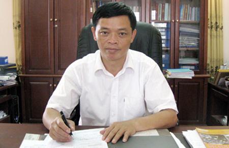 Ông Nguyễn Văn Quý- Chủ tịch Hội ND tỉnh Vĩnh Phúc