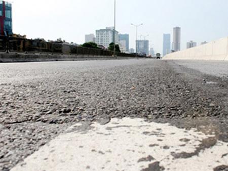 Bộ GTVT lý giải hiện tượng lún nứt mặt đường vành đai 3 sau 8 tháng thông xe