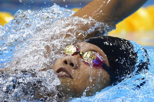 Ánh Viên chỉ có thể giành HCB cự ly 100m bơi ngửa nữ