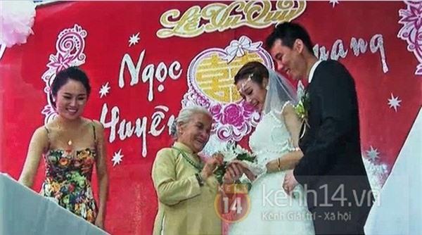 Lộ clip dàn xe sang rước dâu trong lễ cưới hot girl Huyền Baby 3