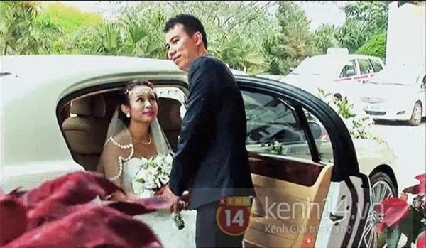 Lộ clip dàn xe sang rước dâu trong lễ cưới hot girl Huyền Baby 5