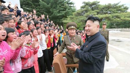 Chủ tịch CHDCND Triều Tiên Kim Jong-un