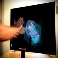 Video thực tế công nghệ tương tác không chạm