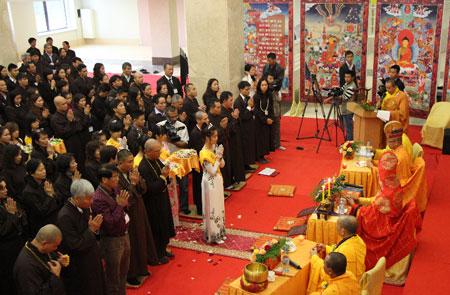 Đại Lễ Vu Lan của Đạo Tràng Phật tích Mátxcơva tổ chức ngày 31/8, tại TTTM Hà Nội (Incentra)