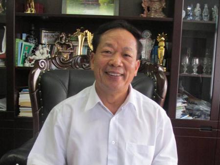 Ông Nguyễn Trường Sơn - ông chủ Tập đoàn Bảo Sơn