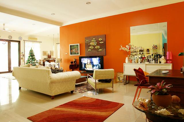 Những điều bạn cần biết trước khi chọn màu sơn tường nhà