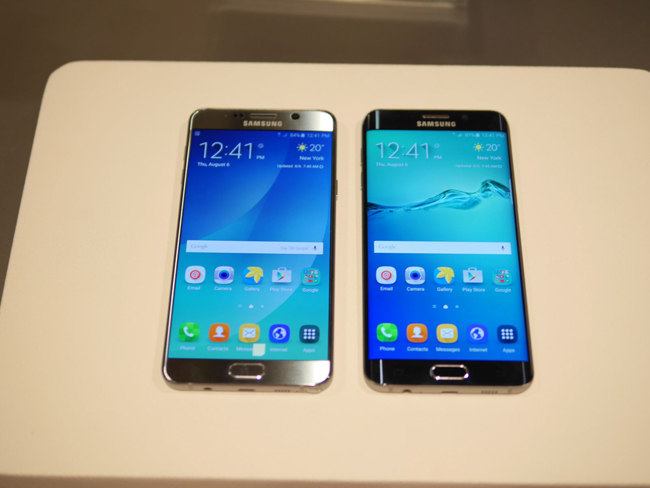 galaxy note 5 do dang galaxy s6 edge plus hinh anh 1