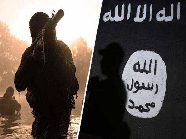 Bước đường cùng, lính Anh dìm chết quân IS bằng tay không