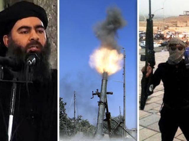 Chỉ huy IS bị thiêu sống vì nói thủ lĩnh tối cao đã chết