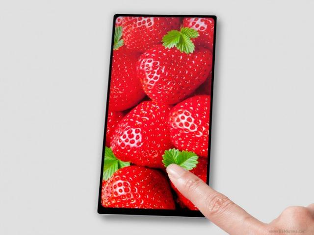 Sony sắp tung smartphone cỡ 6 inch không viền màn hình