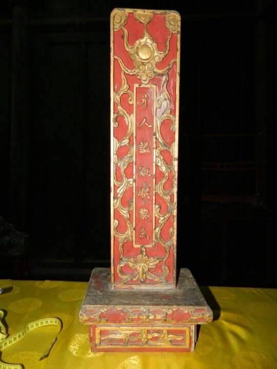 Mong xây lại lăng mộ vợ Vua Tự Đức bị san ủi tại vị trí cũ