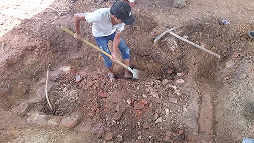 Vụ lăng mộ vợ Vua Tự Đức bị san ủi: Đã tìm thấy huyệt mộ