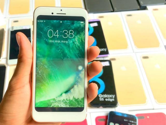 SỐC: iPhone 8 giả đã về Việt Nam, giá 2,5 triệu đồng
