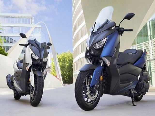 Yamaha ra mắt xe tay ga X-Max 400 2018