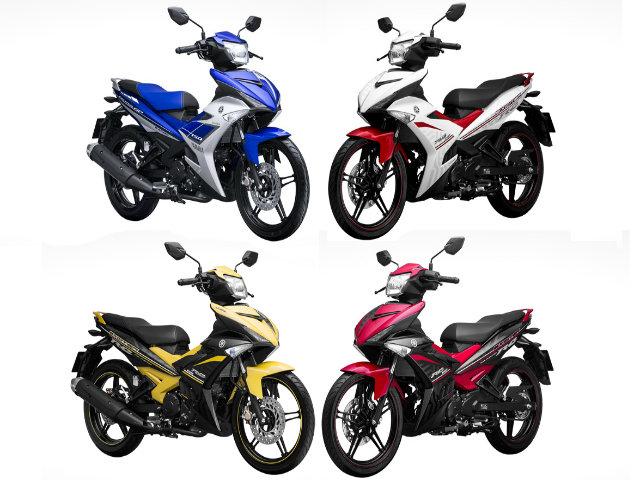 Yamaha Exciter 150 tại Việt Nam giảm giá cực sâu