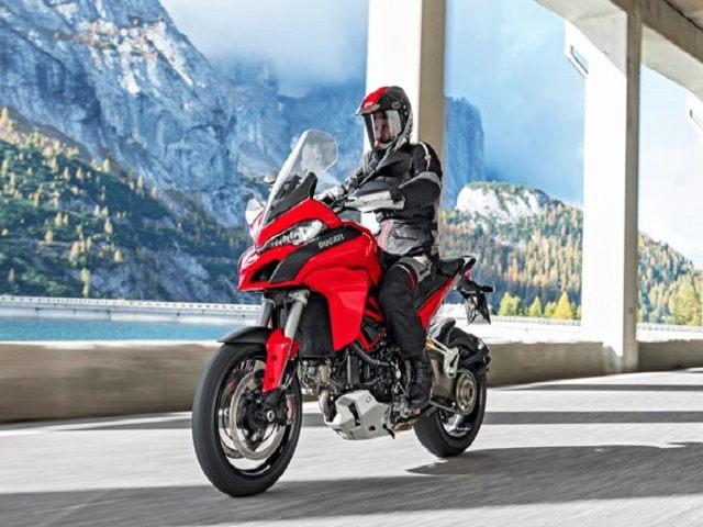 Lộ thông tin mẫu xe Ducati Multistrada 1260 2018 mới